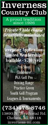 Inverness Country Club ad