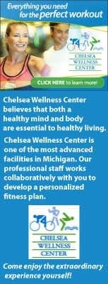 Chelsea Wellness Center ad