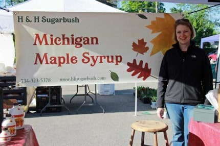 H and H Sugarbush offers numerous maple syrup products for sale.