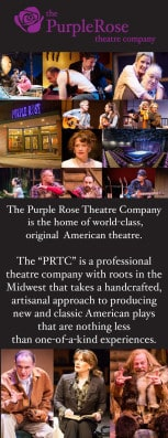 Purple Rose Theatre ad